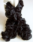 Black Can Can Scarf