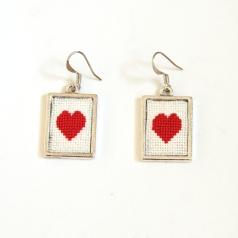 HeartEarrings